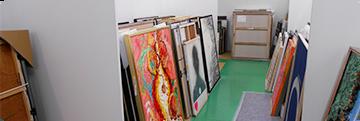 作品保管場所の提供イメージ1