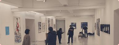 画廊向けサービス